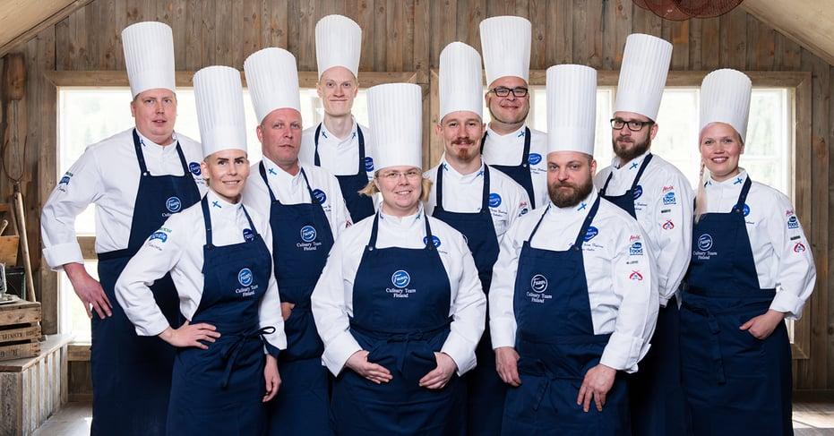 Fazer Culinary Team Finland