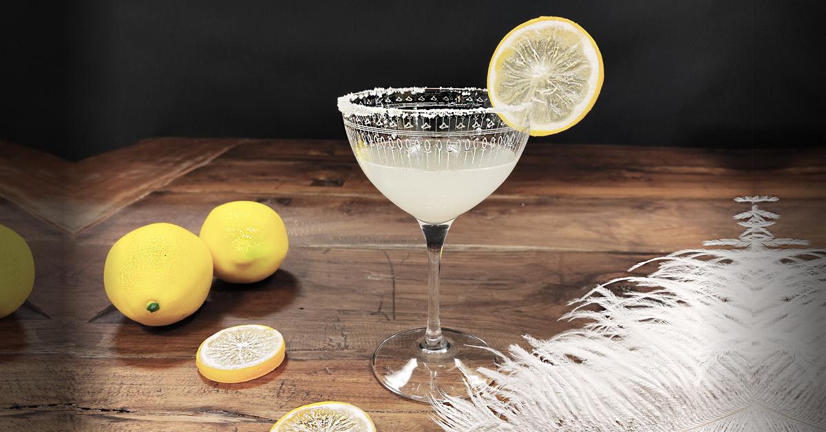 Kevään uudet cocktaillasit