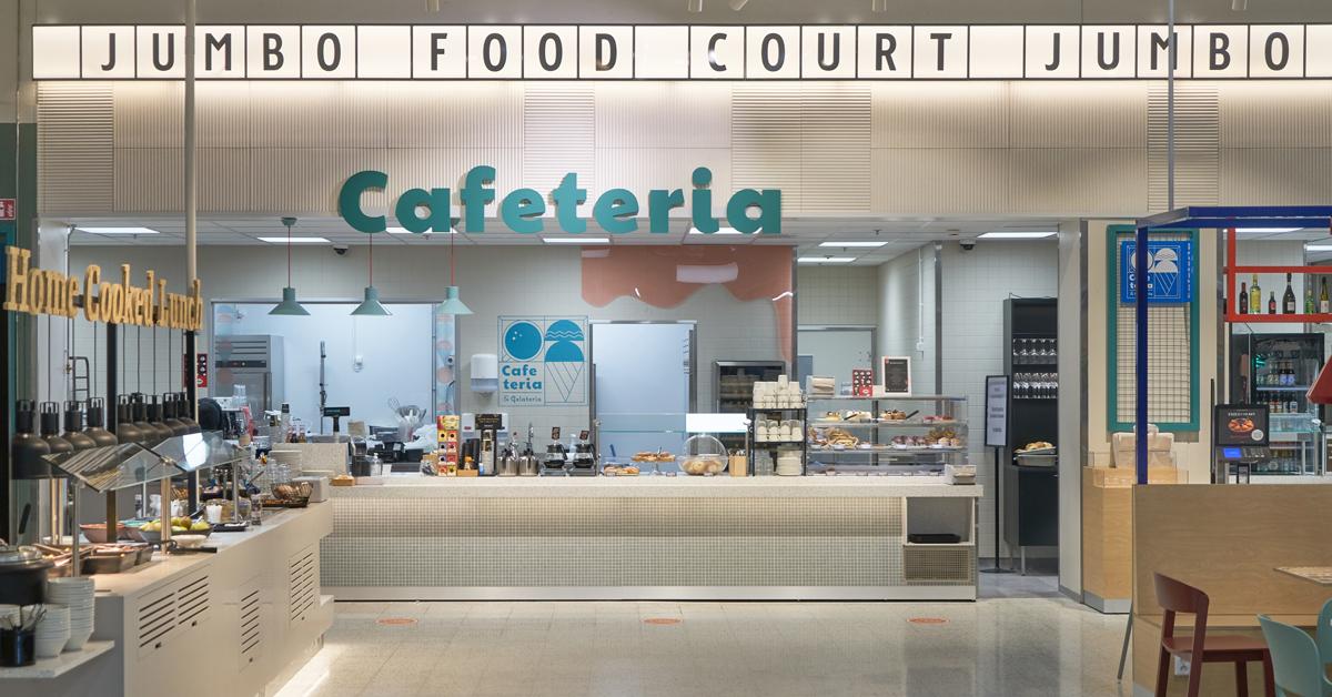 Uudistunut K-Citymarket Vantaa Jumbon ravintolamaailma on avattu