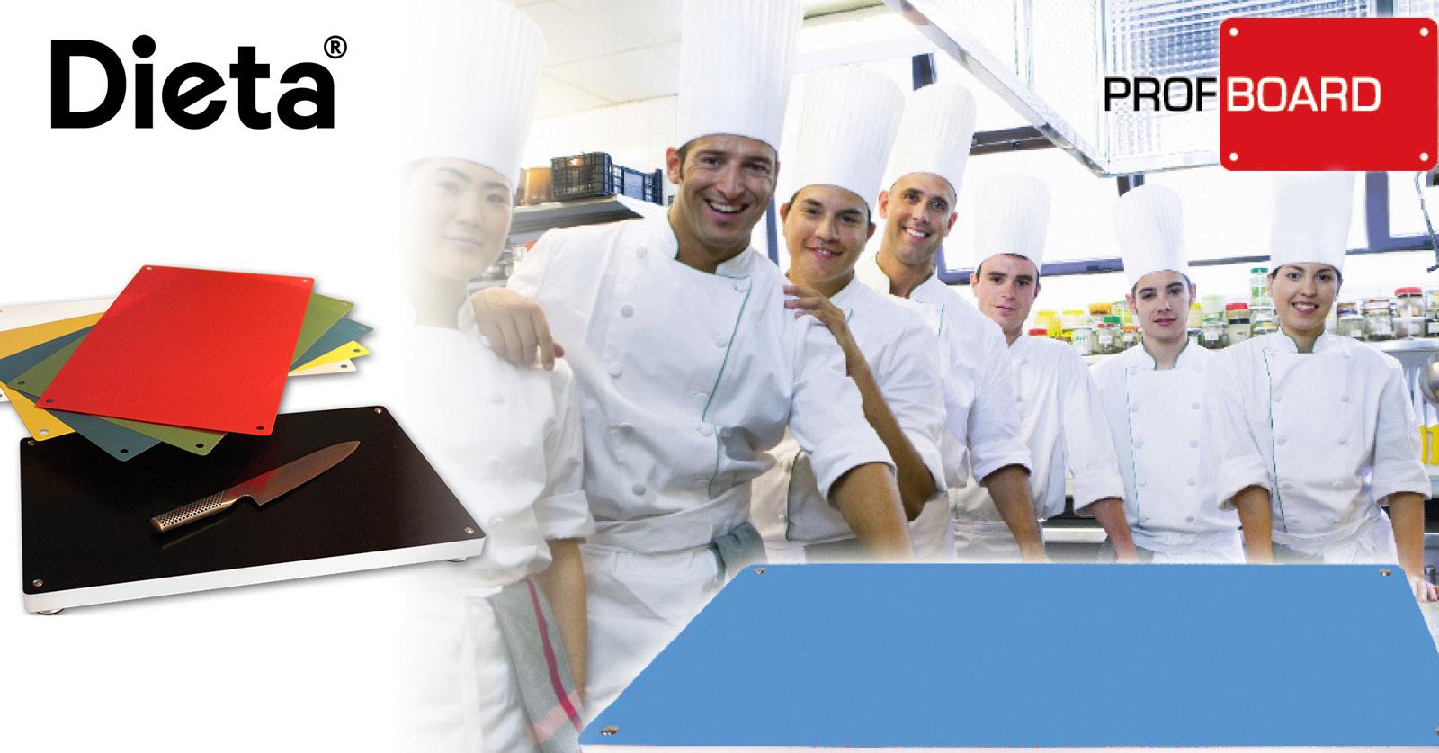 Tehosta keittiötyöskentelyä leikkuulautakonseptilla