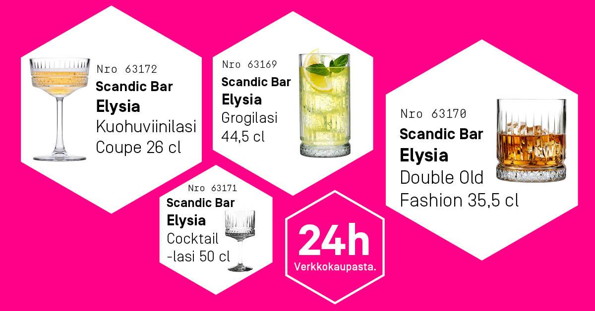 Scandic Bar – laatua ammattilaisille