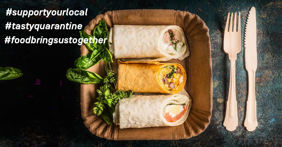 Haaste – tue lempiravintoloitasi nyt! Support your local!