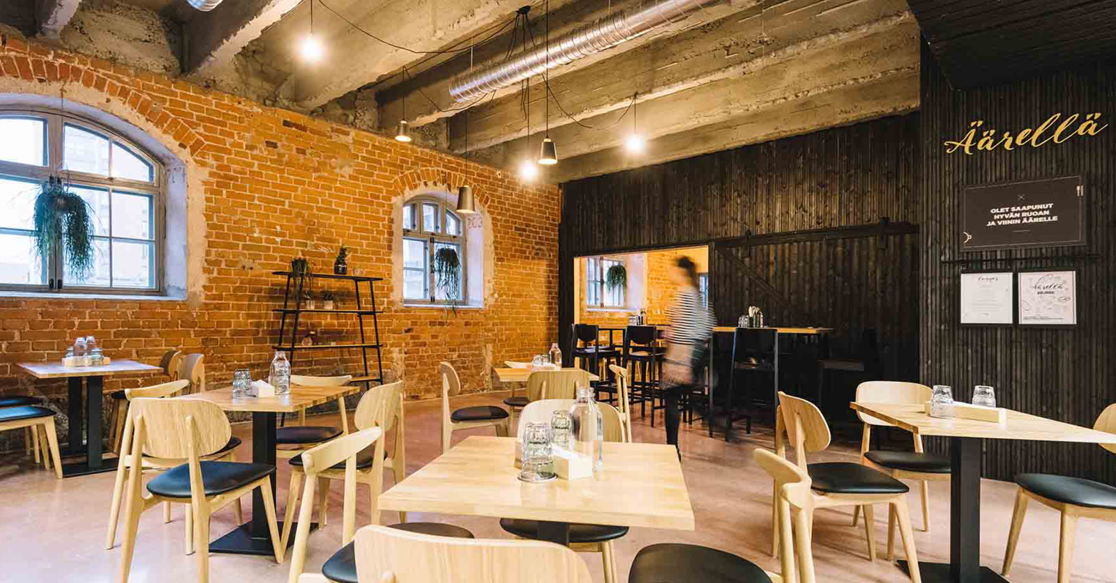 Ravintola Äärellä, Kuppi + Kattila – muutto toi mahdollisuuksia