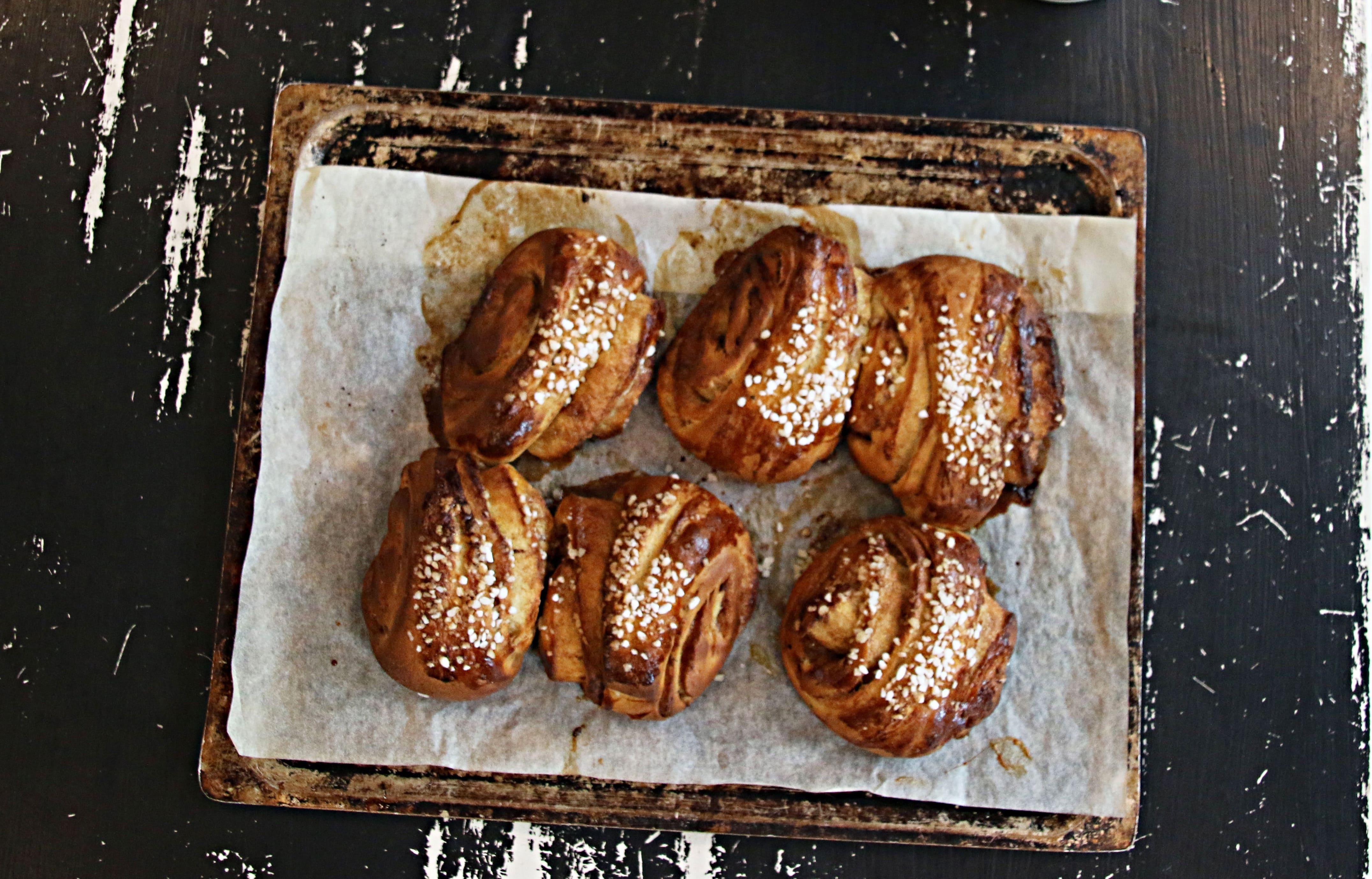 Tamperelainen Café Puusti leipoo parhaat korvapuustit