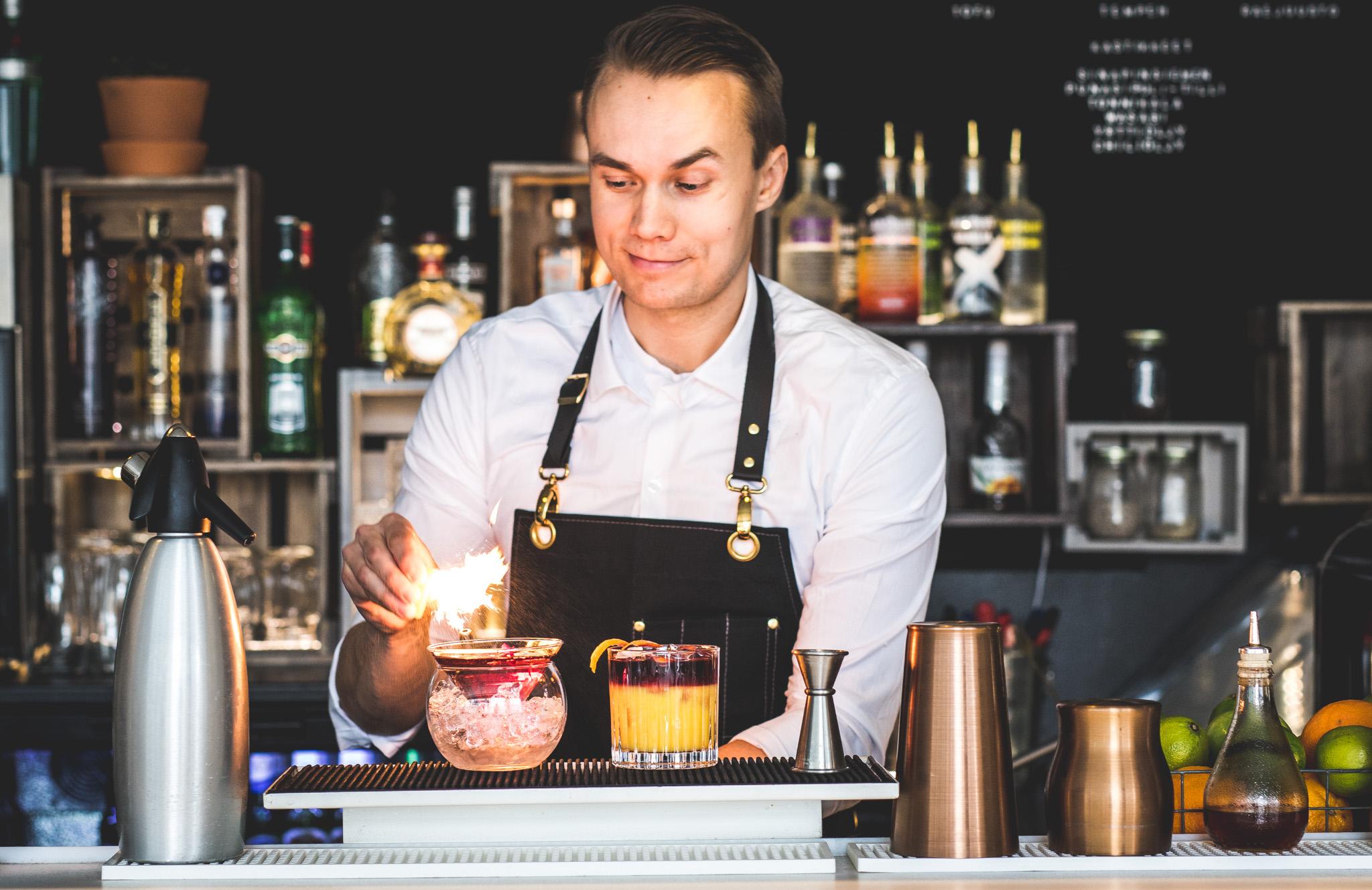 Cafe & Bar 21 ja Yuca - kaksi ravintolaa yhdestä keittiöstä